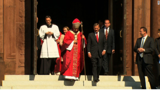 Six Supreme Court justices attend Red Mass