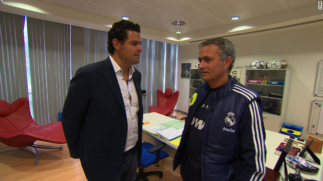 "Mourinho hopes to continue working in football until he is 70 or 75 and says he feels right at home in his office. ""I keep to myself, I keep to the people that are close to me and one day when my career finishes, I hope that I will still have a few years to be a normal person because I want to finish my career at 70 or 75."""