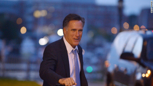 Romney slaps Obama in foreign policy op-ed