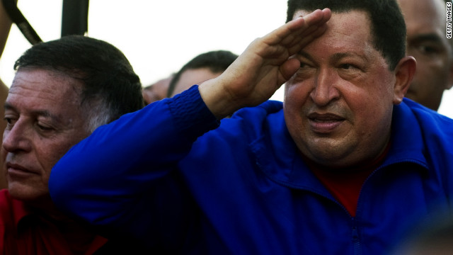 Hugo Chavez: 'I'd vote for Obama'