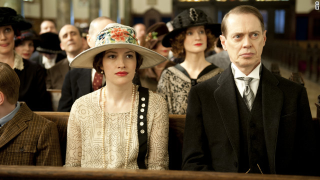 'Boardwalk Empire': Lost in translation