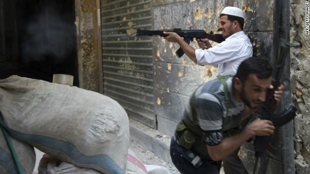 Rebeldes sirios amenazan en un video con matar a rehenes iraníes