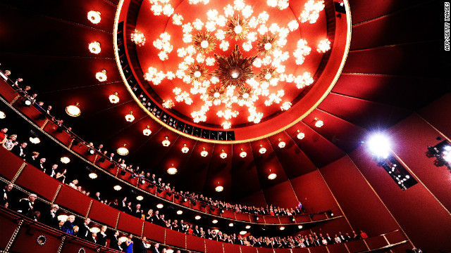 Since 1978, the Kennedy Center has chosen only two Hispanics among more than 170 honorees.