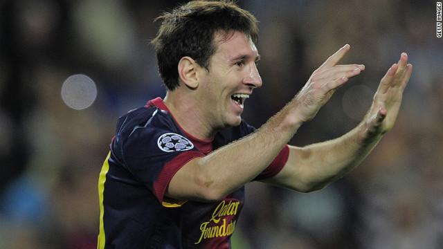 Cristiano Ronaldo mete 3 goles, Messi responde con 4