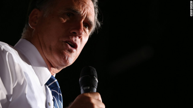 Romney: Debates aren&#039;t about a win