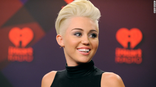 Miley Cyrus to star in 'Bonnie and Clyde' miniseries?