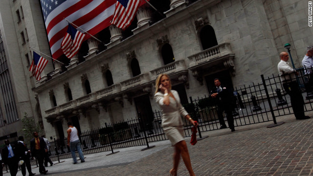 Blowing the whistle on Wall Street