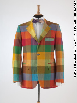 This plaid madras jacket, circa 1970, comes from &quot;Ivy Style,&quot; a special exhibition September 14 through January 5, 2013, celebrating the &quot;Ivy League look&quot; that was actually cutting-edge when it debuted in the early 20th century on prestigious U.S. college campuses. 