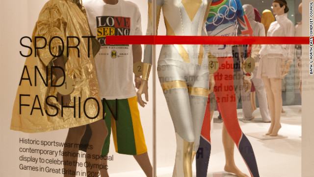 The museum's current exhibition, &quot;Sport and Fashion,&quot; runs all year and celebrates the UK-hosted 2012 Summer Olympics, examining the &quot;close connection between active sportswear and fashion&quot; by showcasing historic looks from the museum's collection and the latest in modern athletic apparel. 