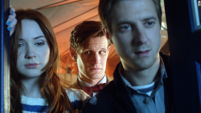 'He doesn't like endings,' but ultimately Whovians don't mind
