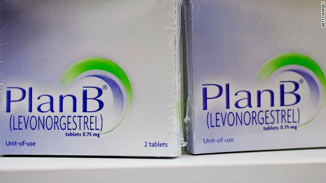 DOJ won't appeal order allowing minors to get 'morning-after pill'