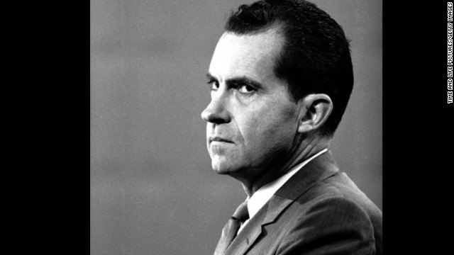 Nixon's performance in the first debate against Kennedy was infamously marred by his ashen appearance against his more telegenic rival, who went on to win the election by a narrow margin. <a href='http://life.time.com/history/kennedy-and-nixon-in-1960-debates-that-changed-the-game/#1' target='_blank'>See more photos from the Kennedy-Nixon debates at Life.com</a>.