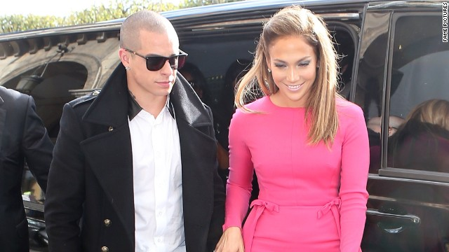 Jennifer Lopez has found happiness with her boyfriend Casper Smart, who also happens to be 18 years younger than the 44-year-old star.