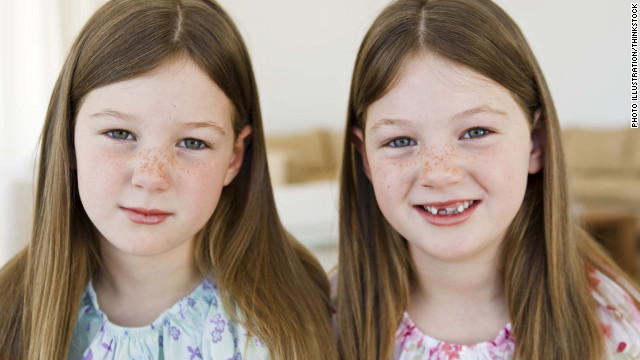 Twins show genes may play a role in body image