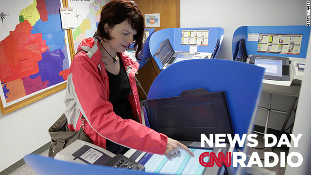 CNN Radio News Day: October 2, 2012
