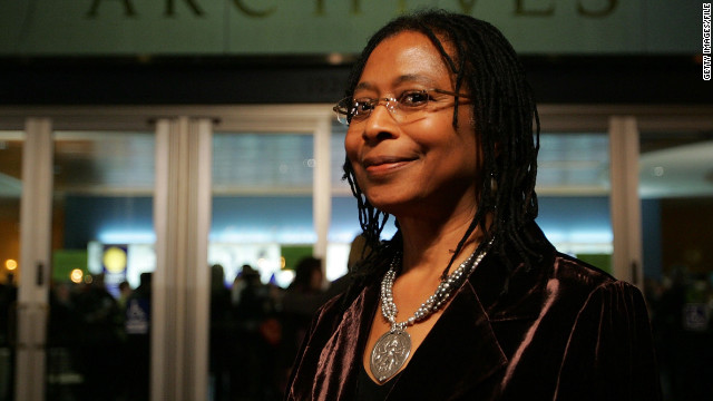 Alice Walker talks race, women and power