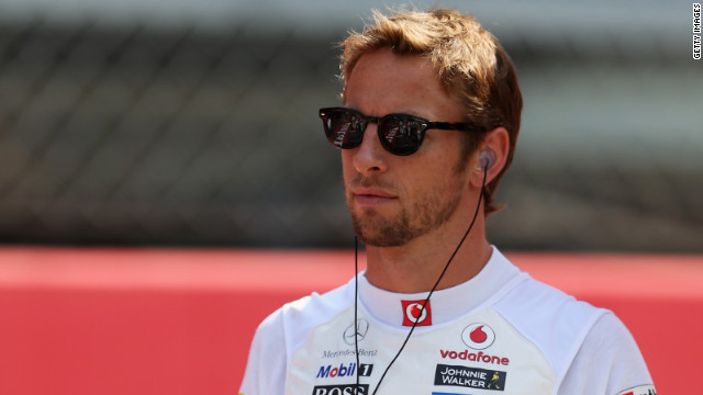 McLaren's Jenson Button won the world championship with the now defunct Brawn team in 2009.