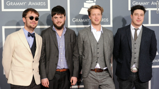 Mumford & Sons' 'Babel' biggest debut week of the year
