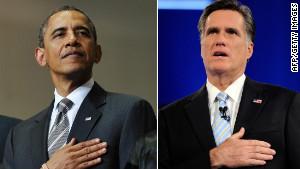 Obama, Romney and Osama bin Laden