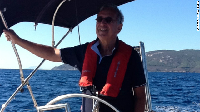 Learn Italian -- and how to sail at the same time -- with the Vela & Lingua language school.
