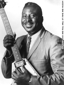 Albert King's husky vocals and signature Gibson Flying V guitar influenced several artists including Eric Clapton and avid fan Stevie Ray Vaughan. Known for such songs as &quot;Don't Throw Your Love on Me So Strong&quot; and &quot;That's What the Blues Is All About,&quot; it's the first nomination for the Mississippi Delta native who died in 1992.