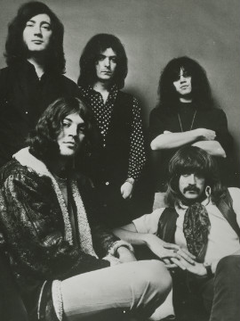 British quintet Deep Purple helped rock critics coin the term &quot;heavy metal.&quot; With songs like &quot;Smoke on the Water&quot; and &quot;Highway Star,&quot; their lineup changed over the decades and included rockers like singer David Coverdale and bassist Glenn Hughes. Founding member Jon Lord died in 2012, but the current three members of the band, Ian Paice, Ian Gillan and Roger Glover have continued to tour the world for more than four decades.&lt;br/&gt;&lt;br/&gt;