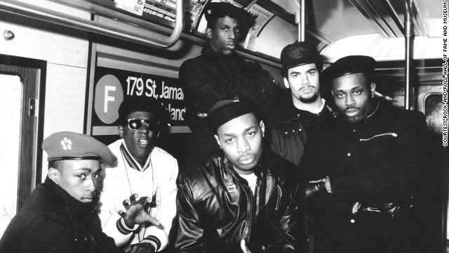 As political as they were hip-hop pioneers, Public Enemy was led by frontman Chuck D. and showman Flavor Flav. Their 1988 album &quot;It Takes A Nation Of Millions To Hold Us Back&quot; and 1990 release &quot;Fear Of A Black Planet&quot; forever changed the landscape of rap.