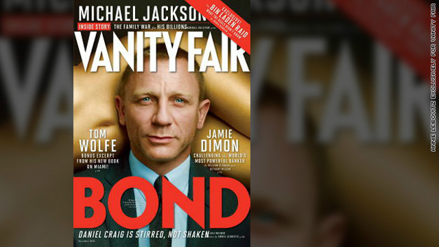 Overheard: Why Daniel Craig can't live a normal life