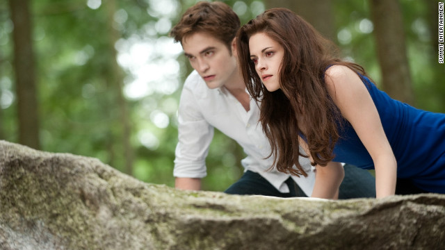 How much has 'Breaking Dawn - Part 2' made in advance ticket sales?