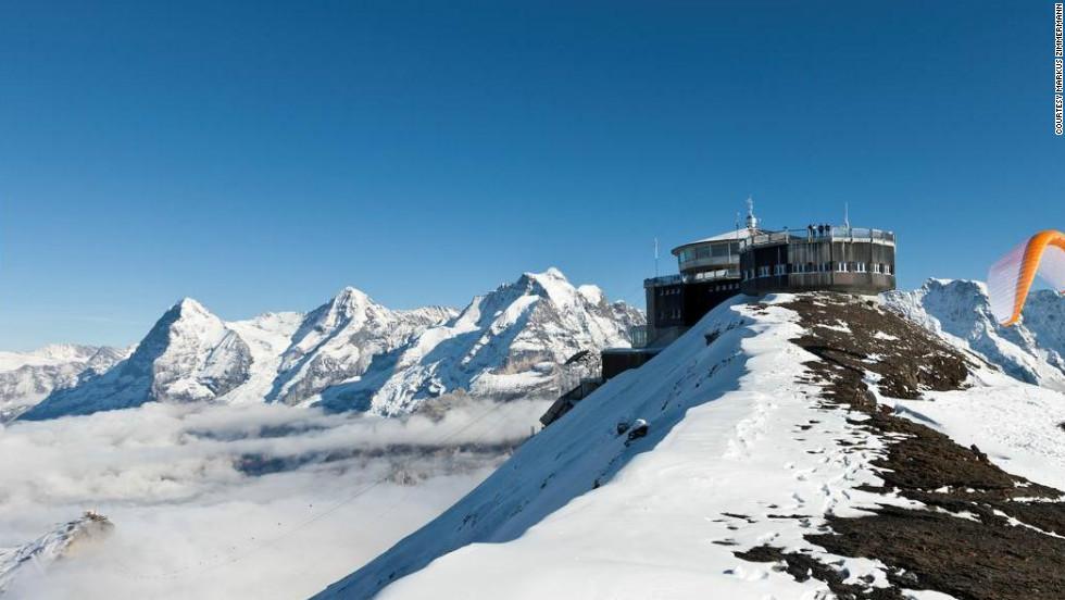 Schilthorn, Suiza