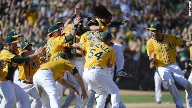 Baseball season's final day brings drama