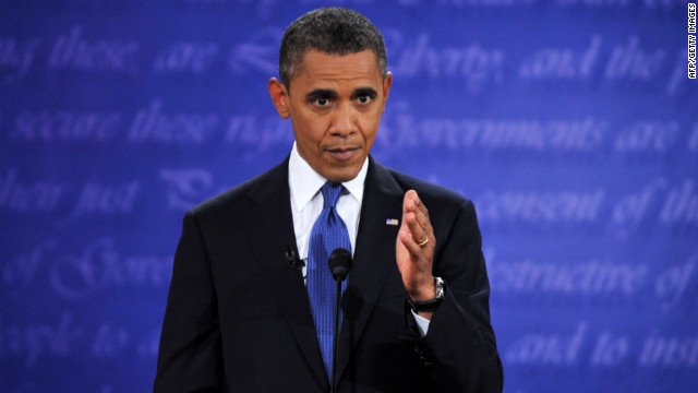 Obama called for &quot;economic patriotism&quot; and said Romney's plan of tax cuts for the rich failed before.