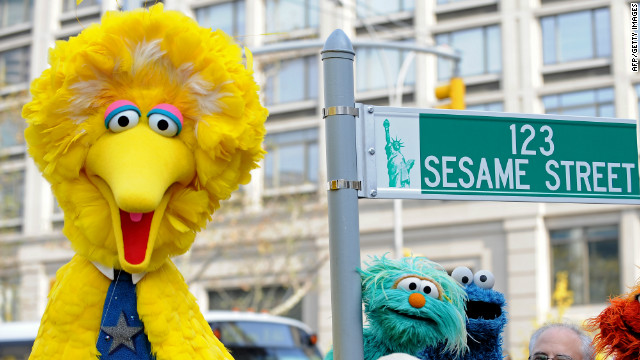 This is your brain on 'Sesame Street'