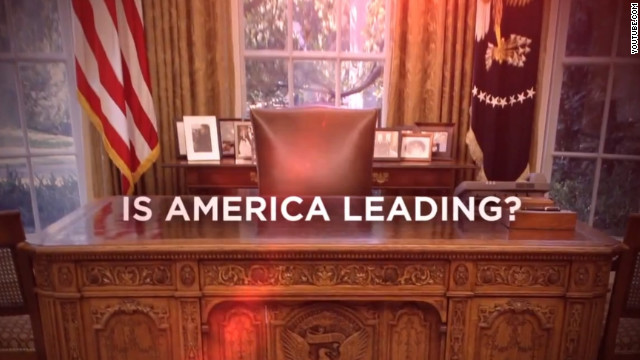 Empty Oval Office featured in anti-Obama ad