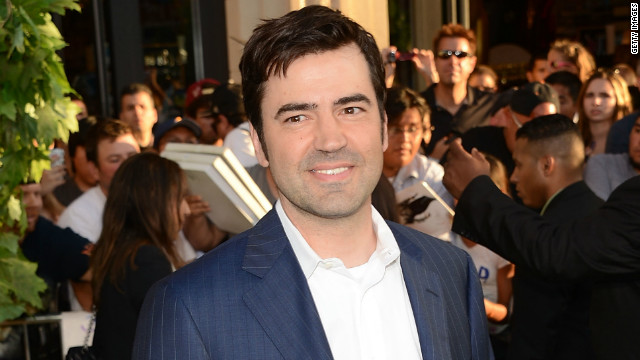 Ron Livingston 'extremely proud' of sister Jennifer