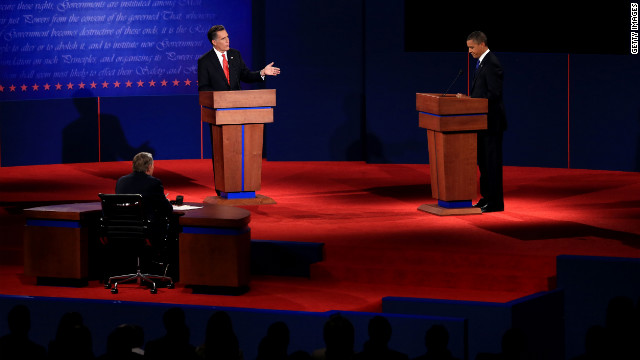Topics for third debate announced