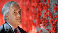 Sebastian Pinera says he hopes Chile becomes a developed country by 2020.