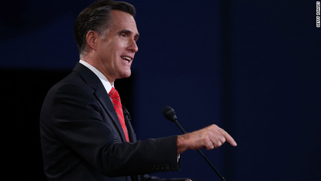 Romney&#039;s pledge: No tax cut for the rich