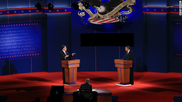 Obama on debate: 'I was just too polite'