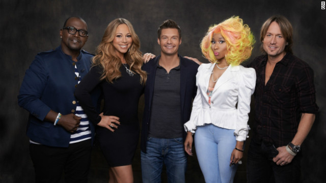 Drama continues for 'Idol' judges Nicki Minaj, Mariah Carey