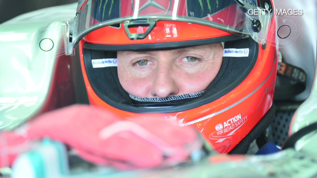 Michael Schumacher struggled to recapture past glories in his three-year second stint in F1. 