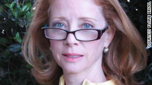 Author and researcher Florie Brizel
