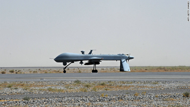 The United States has conducted hundreds of drone missions in Pakistan since 2004.
