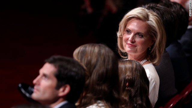 Ann Romney: 'It's too bad the election isn't today'