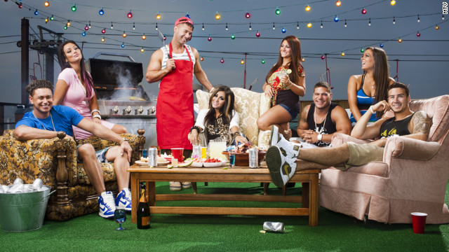 'Jersey Shore': Times have changed