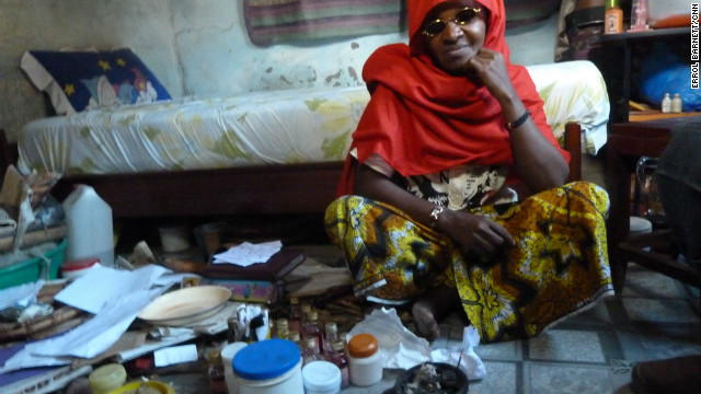 Why faith in witchcraft persists in Tanzania