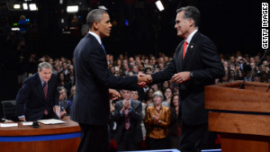 The first debate between Barack Obama and Mitt Romney changed polls -- and pundits\' opinions. 