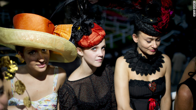 """French chic"" has become synonymous with the country's powerhouse fashion labels, including Channel, Louis Vuitton and Yves Saint Laurent."