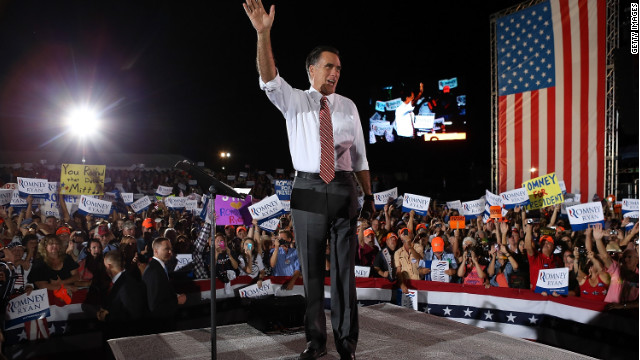 With Ryan by his side, Romney rallies Virginians in debate victory lap