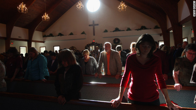 Arkansas to allow concealed guns in churches